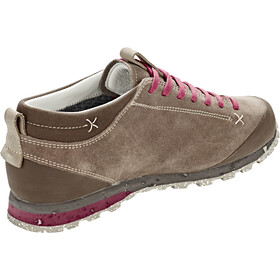 AKU Bellamont Suede GTX Shoes Unisex Sand/Strawberry